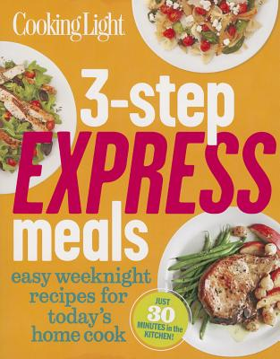Cooking Light Dinner Express By Cooking Light Magazine (COR)